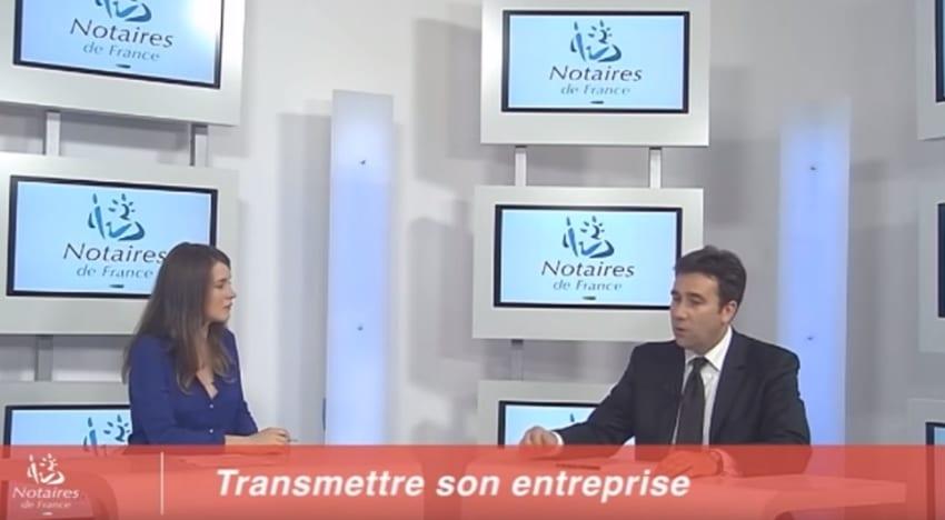 """""""Aujourd'hui, la France représente un paradis fiscal pour la transmission de l'entreprise"""" – Fabrice Luzu"""