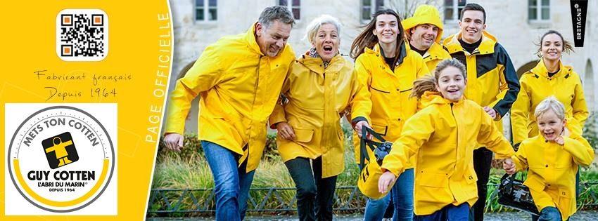 Guy Cotten : l'entreprise familiale des cirés jaunes
