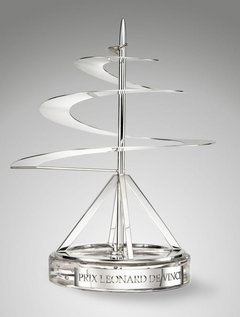 Trophée du prix Léonard de Vinci