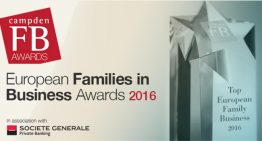 Le groupe Messer lauréat Top Sustainable Family Business 2016
