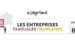 Infographie PwC France (février 2017) : les entreprises familiales françaises