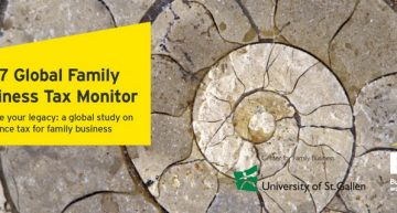 2017 Global Family Business Tax Monitor – Ernst & Young